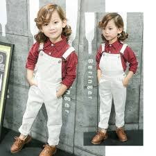 <b>Baby</b> Boys Girl <b>Overalls New Cotton Dungarees Romper</b> Pants ...
