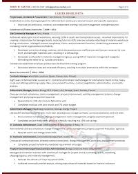 Customer Success Resume Examples Best of Executive Resume Samples Professional Resume Samples