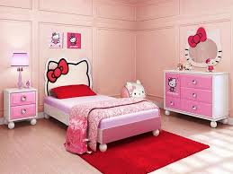 Bedroom: Hello Kitty Bedroom Awesome Hello Kitty Bedroom Idea For Your Cute  Little Girl -
