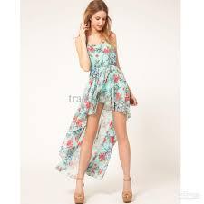 2013 Hot Fashion Dress Women S Floral Chiffon Dress Sleeveless