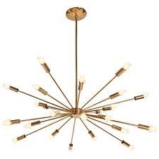 sputnik chandelier by gino sarfatti