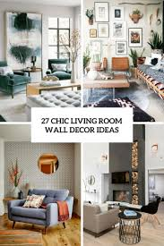 chic living room wall decor ideas cover