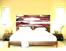 modern wood bed frame – alcoaportovesme.info