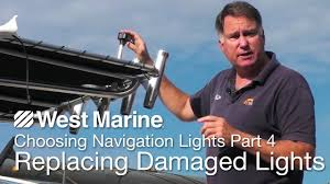 West Marine Running Lights Know Which Navigation Lights Are Required For Your Boat