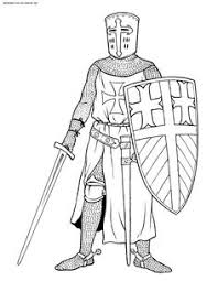 Small Picture Knights Coloring Pages Inspire Kids Doors Pinterest