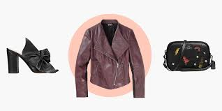 take it to work how to wear leather to the office