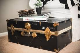 Black Steamer Trunk Coffee Table Alluring Riverside Furniture Latitudes Steamer Trunk Coffee Table