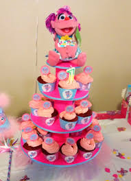 Abby Cadabby Party Decorations First Time Mom And Losing It Diy Abby Cadabby Birthday Party