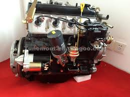Toyota 4Y Engine For Hiace Quantum Hilux - Tunemout(china) Parts Co ...