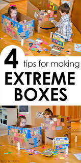 Box Decorating Ideas For Kids The Images Collection of Boxes pinterest daycare ideas children 53
