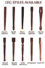 A Guide For Antique Chair Identification, chair legs Styles