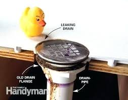 fix clogged shower drain how to fix a shower drain old leaky drain fix clogged shower