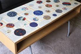 book page coffee table