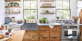 Kitchen decorating ideas Farmhouse Kitchen 100 Kitchen Design Ideas Pictures Of Country Kitchen Decorating Interior Design Ideas For Home Decor Kitchen Decorating Ideas Interior Design Ideas For Home Decor
