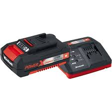 Набор аккумулятор и <b>зарядное устройство EINHELL 18V</b> Starter ...