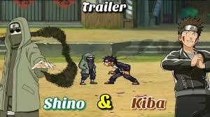 Trailer] Shino & Kiba - Bleach VS Naruto MUGEN