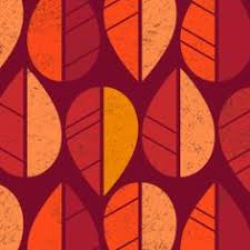 Fall Patterns Classy Seamless Fall Patterns Vector Resources Vectors Pinterest