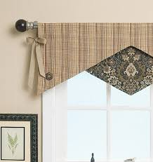 Patterns For Valances Simple Valance Patterns Reversible Window Valance Home Decorating