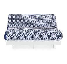 Nilkamal Bedroom Furniture Buy Futon Double Sofa Cum Bed Home By Nilkamal Blue Online
