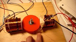 simple electric motor with switch. Simple Reed Switch Pulse Motor Electric With B