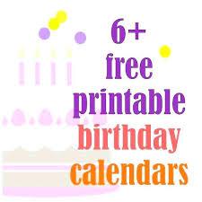 birthday calendar template free download 26 birthday calendar template free download globalsociety us
