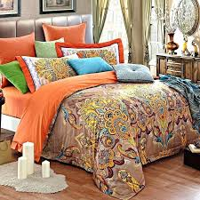 paisley print comforter bedding sets quilt big square blanket with rectangle and pillows brown headboard red paisley print comforter bedding sets