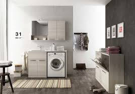 Zona Lavanderia In Bagno : Mobili da bagno moderni collezione urban lavanderia