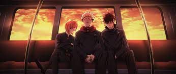Please contact us if you want to publish a jujutsu kaisen wallpaper. 2560x1080 Jujutsu Kaisen Characters 2560x1080 Resolution Wallpaper Hd Anime 4k Wallpapers Images Photos And Background
