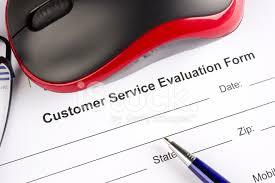 Online Customer Service Evaluation Form Stock Photos Freeimages Com