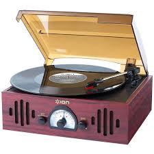 Купить <b>Проигрыватель</b> виниловых дисков <b>ION Audio TRIO</b> LP в ...