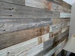 gray barn wood wall