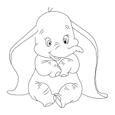 5 Printable Disney Dumbo Characters Coloring Pages Coloring Pages
