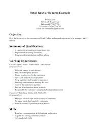 Sample Resume For Cashier In Restaurant Sample Waitress Resume