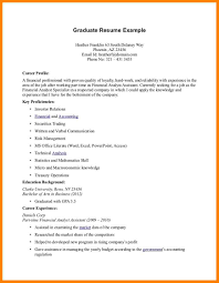 9 Part Time Job Resume Examples Address Example