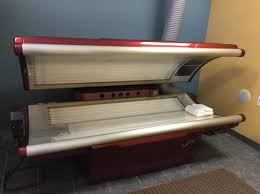 Canopy Tanning Bed - Year of Clean Water