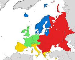 Южная Европа Википедия Культурно этнические исторические страны Южная Европа выделена жёлтым цветом
