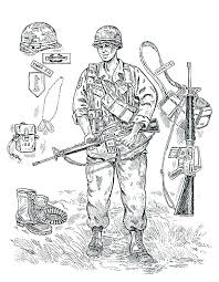 Roman Soldier Coloring Page Roman Soldier Coloring Page Roman