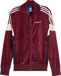 adidas velour. adidas originals velour track jacket v