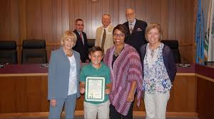 Achievement Awards For Elementary Students Bel Air Elementary Student Cael Sims Receives Student Achievement