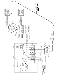 patent us6462666 housing and electric connection panel for sump patent drawing
