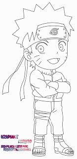 Naruto Chibi Coloring Pages High Quality Coloring Pages Coloring