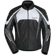 Cortech Jacket Sizing Chart Cortech Gx Sport Air 5 0 Jacket