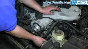 how to install replace water pump 2 8l 2003 10 cadillac cts how to install replace water pump 2 8l 2003 10 cadillac cts