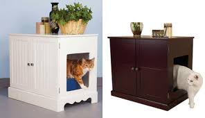 meow town mdf litter box. Keep Your Catu0027s Bathroom Routine Private With This Cat Cabinet From Meow Town Mdf Combining Chic Litter Box
