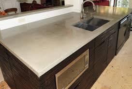 Diy Kitchen Countertop Diy Concrete Kitchen Countertops