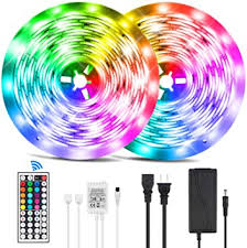 Led Strip Lights, 32.8ft/10M SMD5050 Waterproof ... - Amazon.com