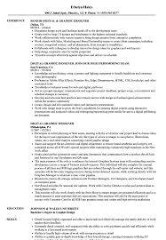 Senior Graphic Designer Resume Sample Digital Graphic Designer Resume Samples Velvet Jobs