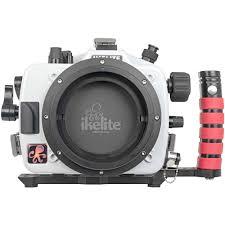 Ikelite Port Chart Ikelite Underwater Housing For Canon T6i With Dry Lock Port Mount