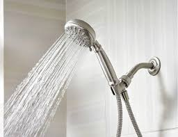 best showerhead moen 5 spray 4 inch hand shower