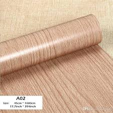 adhesive paper for furniture. Fine Paper Contact Paper Wood Grain Stickers Furniture Self Adhesive  Shelf Liner Door Sticker Wallpaper For For